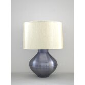 Belladonna Table Lamp in Ice with Pebble Shade