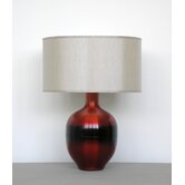 Horizon Rubianne Table Lamp with Pebble Shade