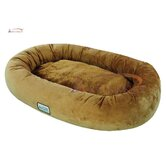 Dog Bed in Brown