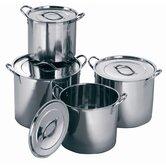 Premier Housewares Stockpots / Saucepots And Steam