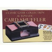 2-Deck Automatic Card Shuffler