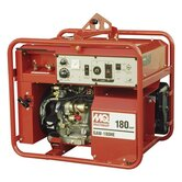 Recoil Start 3000 Watt Honda GX340 180A DC Welder / 3 KW Generator