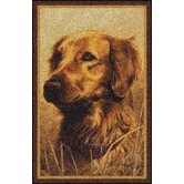 Hautman Golden Retriever Mat