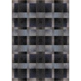 Modern Times Aura Charcoal Rug