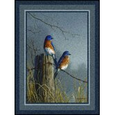 Hautman Birds Novelty Rug