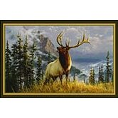 Hautman Mountain Elk Mat