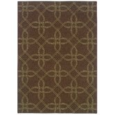 Montego Brown/Green Rug