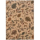 Palermo Ivory/Brown Rug