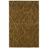 Silhouette Brown Rug