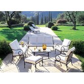 Outdoor Chaise Lounges by Sifas USA