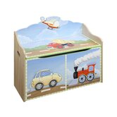 Fantasy Fields Toy Boxes and Organizers