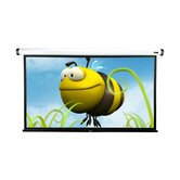 MaxWhite-Fiberglass Home2 Series Electric / Motorized Screen - 100&quot; Diagonal