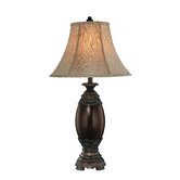 Sebastian  Table Lamp in Dark Bronze