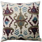 "Ankara 26"" x 26"" Eurosham Pillow"