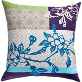 Wallpaper Cotton Eurosham Pillow