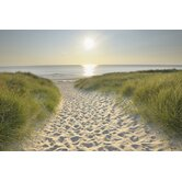 Beach Walk Canvas (set of 3)