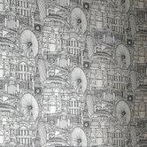 Londinium Motif Wallpaper