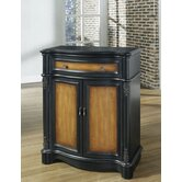 Timeless Classics 1 Drawer 2 Door Teo Toned Accent Chest
