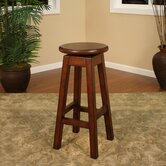 Taylor Stool in Suede