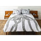 Octopus Duvet Cover