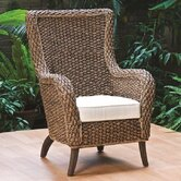 Cozmel Full Frame Lounge Chair with Cushion