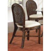 Key West Dining Side Chair with Cushion