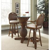 Sunset Reef Pub and Classic Swivel Barstool Group