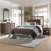 Padre Island Panel 4 Piece Bedroom Collection