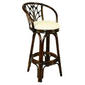 Valencia Counter Stool with Cushion