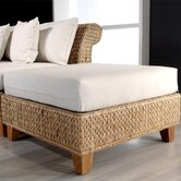 Seagrass Ottoman