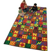 Educational Floors That Teach Kids Rug