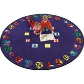 Educational Super Kids Rug