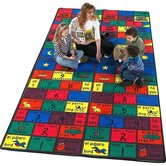 Educational Amigos Kids Rug