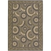Five Seasons Sundial Cream/Green Rug