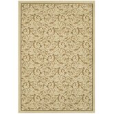 Everest Royal Scroll Antique Linen Rug