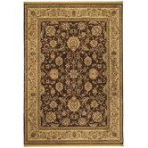 Renaissance Monaco Dark Brown Rug