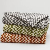 Zigzag Coverlet