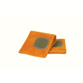 "MUmodern 12"" Dishcloth in Orange (Set of 2)"