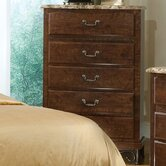 Santa Cruz 5 Drawer Chest