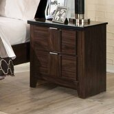 Carlyle 2 Drawer Nightstand