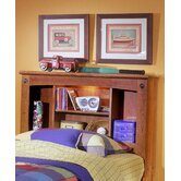 City Park Captains Bookcase Headboard