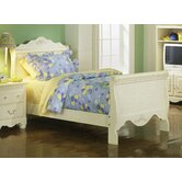 Diana Sleigh Bed