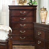Westchester 5 Drawer Chest