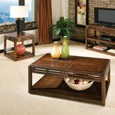 City Gazebo II Coffee Table Set