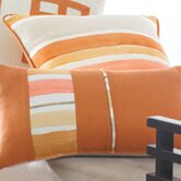 Aquarelle Watercolor Stripe Decorative Pillow