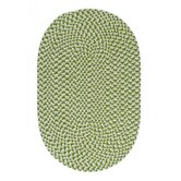 Collection #34 Light Green Mix Rug