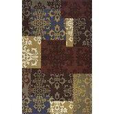 Deco Multicolored Rug