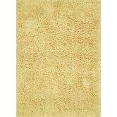 Comfort Shag Canary Rug