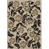 Dream Floral Ivory Rug