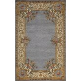 Harmony Blue Floral Rug
